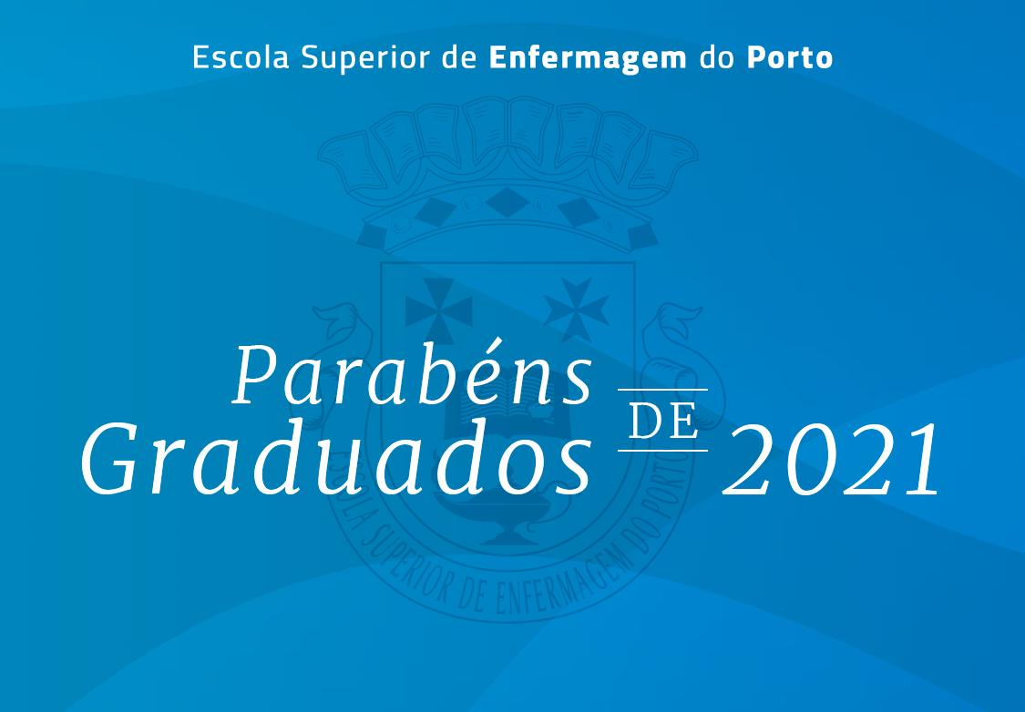 Graduação 2021 Enfermagem Porto